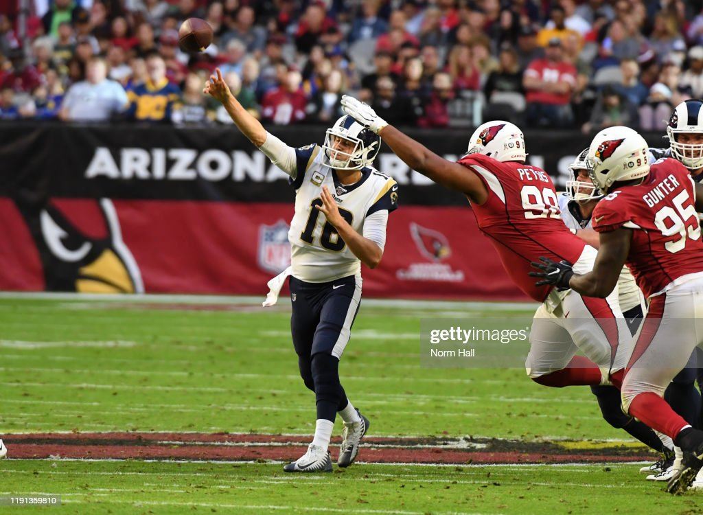 Los Angeles Rams v Arizona Cardinals : News Photo