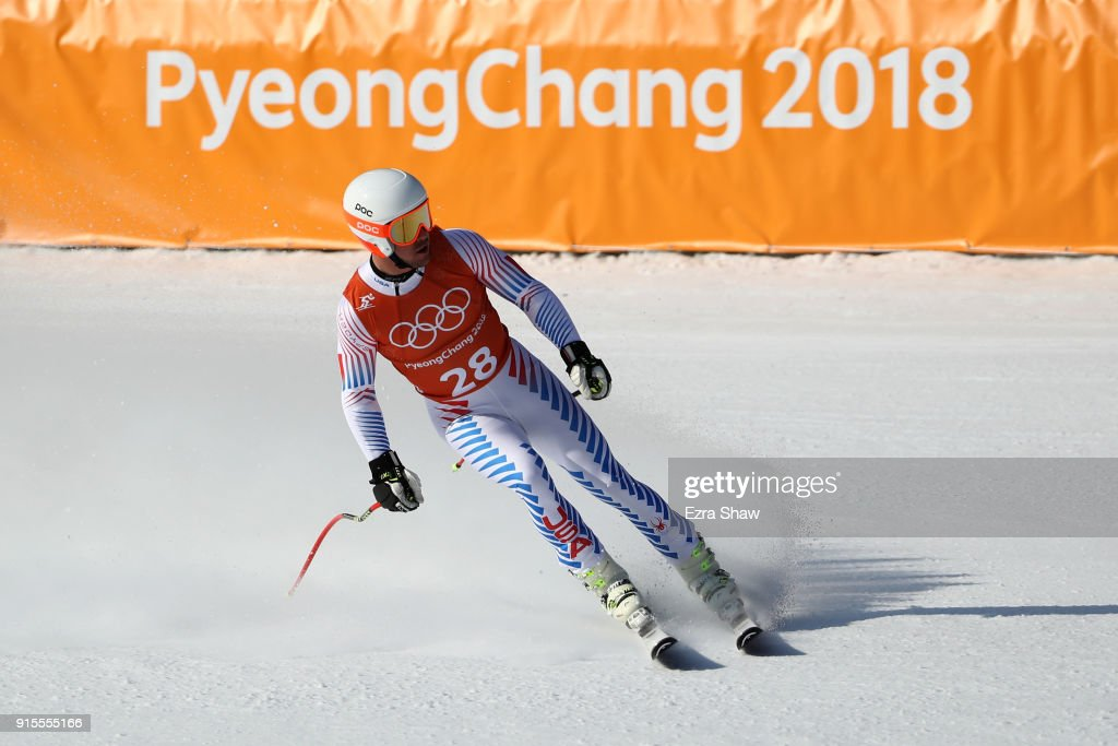 Alpine Skiing - Winter Olympics Day -1