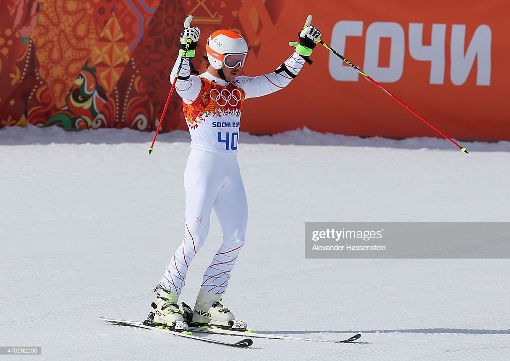 Alpine Skiing - Winter Olympics Day 12