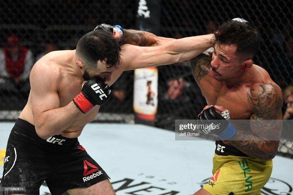 UFC Fight Night: Gordon v Silva : News Photo