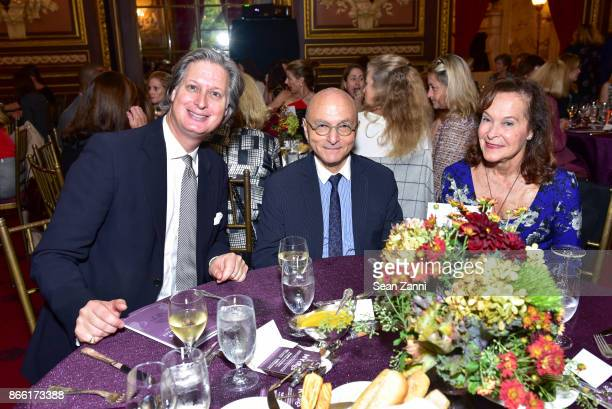 Jared Goss Guest and Guest attend Putting Good Food on the Table The Horticultural Society of New York's Annual Fall Luncheon Putting Good Food on...