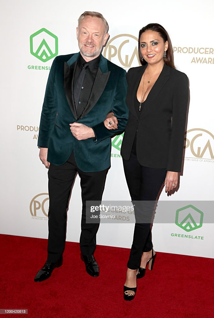 31st Annual Producers Guild Awards - Arrivals : News Photo