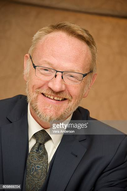 Jared Harris at 'The Crown' Press Conference at the Mayfair Hotel on September 22 2016 in London England