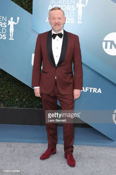 Jared Harris attends 26th Annual Screen Actors Guild Awards at The Shrine Auditorium on January 19 2020 in Los Angeles California