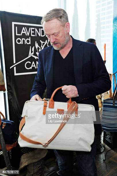 Jared Harris attends Kari Feinstein's Style Lounge presented by Ocean Spray at the Andaz Hotel on September 14 2017 in Los Angeles California