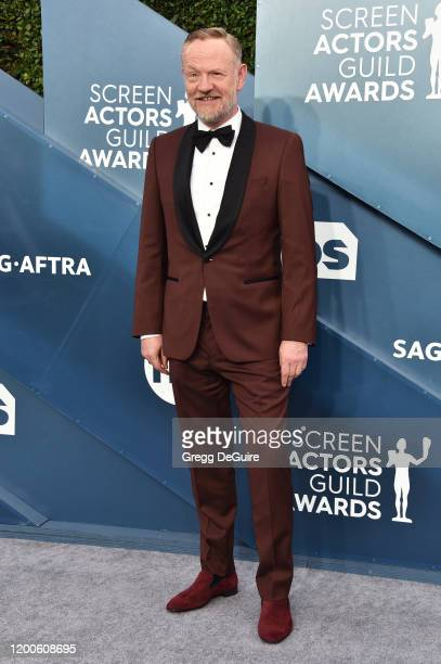Jared Harris attends the 26th Annual Screen Actors Guild Awards at The Shrine Auditorium on January 19 2020 in Los Angeles California 721430