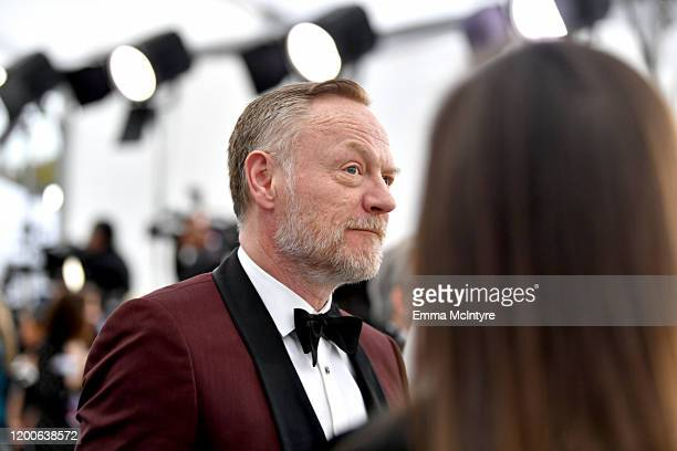 Jared Harris attends the 26th Annual Screen ActorsGuild Awards at The Shrine Auditorium on January 19 2020 in Los Angeles California 721313