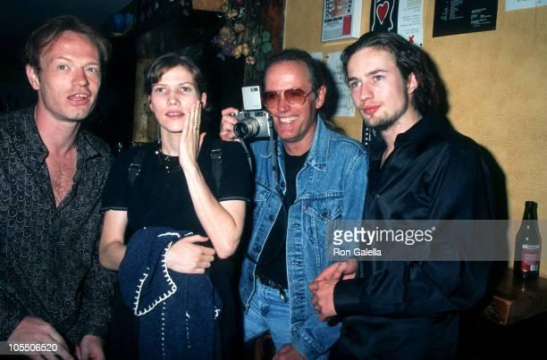 Jared Harris Galaxy Craze Peter Fonda and Karl Geary