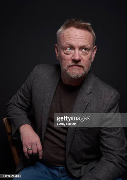 Jared Harris of HBO's 'Chernobyl' poses for a portrait during the 2019 Winter TCA Portrait Studio at The Langham Huntington Pasadena on February 8...