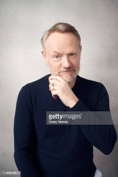 Jared Harris of the HBO series 'Chernobyl' poses for a portrait during the 2019 Tribeca Film Festival at Spring Studio on April 25, 2019 in New York...
