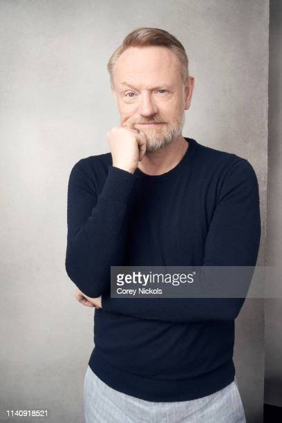 Jared Harris of the HBO series 'Chernobyl' poses for a portrait during the 2019 Tribeca Film Festival at Spring Studio on April 25 2019 in New York...