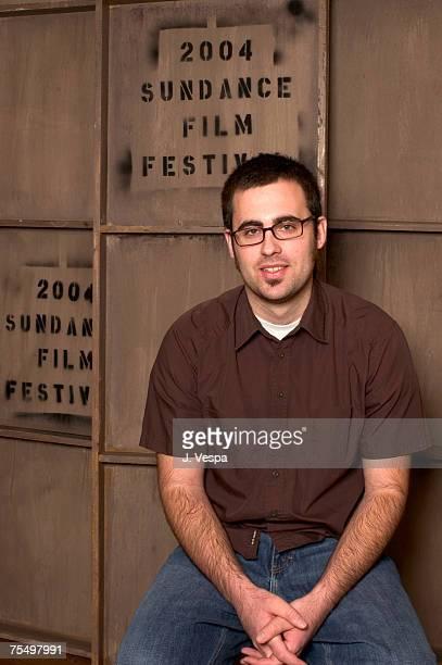 Jared Hess, director at the HP Portrait Studio in Park City, Utah