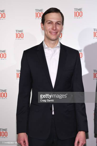 YORK APRIL 23 Jared Kushner attends the TIME 100 Summit 2019 on April 23 2019 in New York City