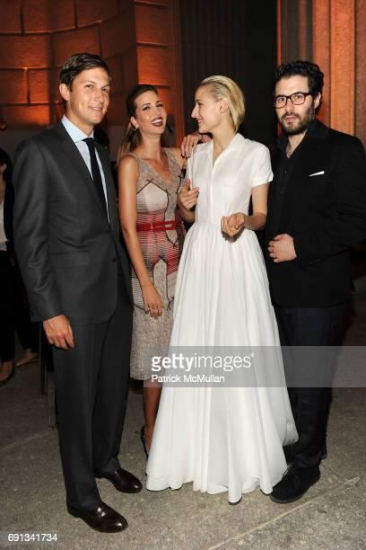 Jared Kushner Ivanka Trump Leelee Sobieski and Adam Kimmel attend VANITY FAIR Opening Night Party For The TRIBECA FILM FESTIVAL at State Supreme...