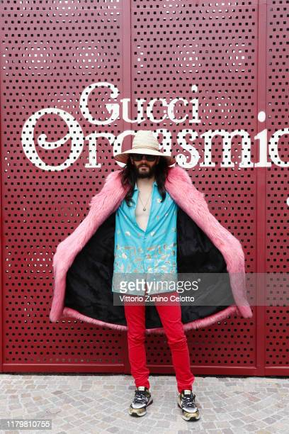 Jared Leto arrives at the Gucci show during Milan Fashion Week Spring/Summer 2020 on September 22, 2019 in Milan, Italy.