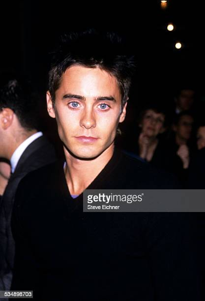 Jared Leto at premiere of 'Being John Malkovich' New York October 1999