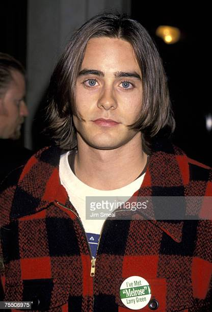 Jared Leto at the Mann National Theatre in Westwood California