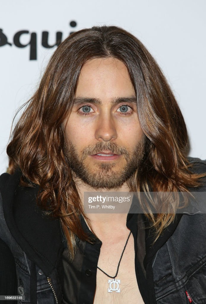 Jared Leto attends Esquire's first summer party at Somerset House on May 29, 2013 in London, England.