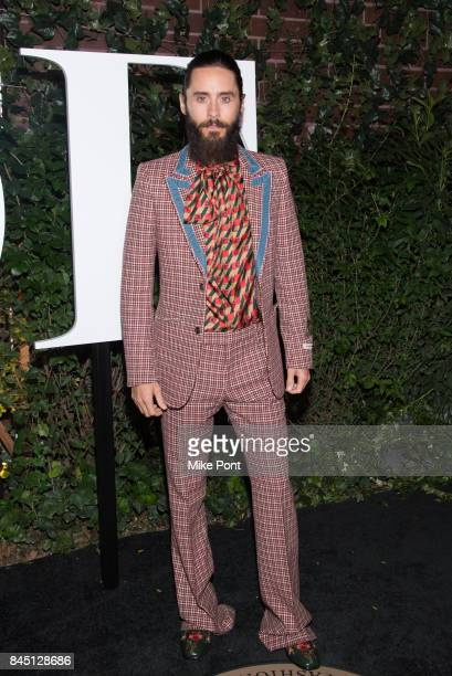 Jared Leto attends the 2017 BoF 500 Gala at Public Hotel on September 9 2017 in New York City