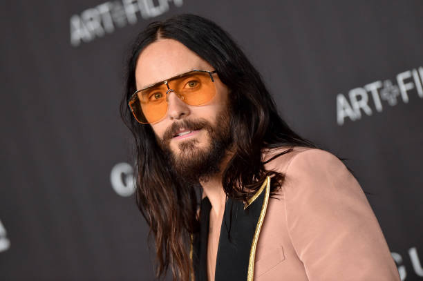 Jared Leto attends the 2019 LACMA Art + Film Gala Presented By Gucci on November 02, 2019 in Los Angeles, California.