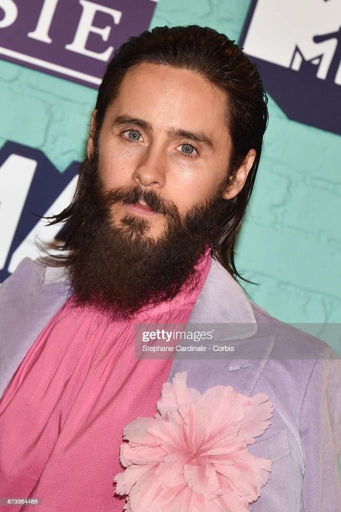 Jared Leto attends the MTV EMAs 2017 at The SSE Arena, Wembley on November 12, 2017 in London, England.