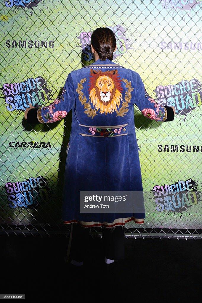 """Suicide Squad"" World Premiere - Red Carpet : News Photo"