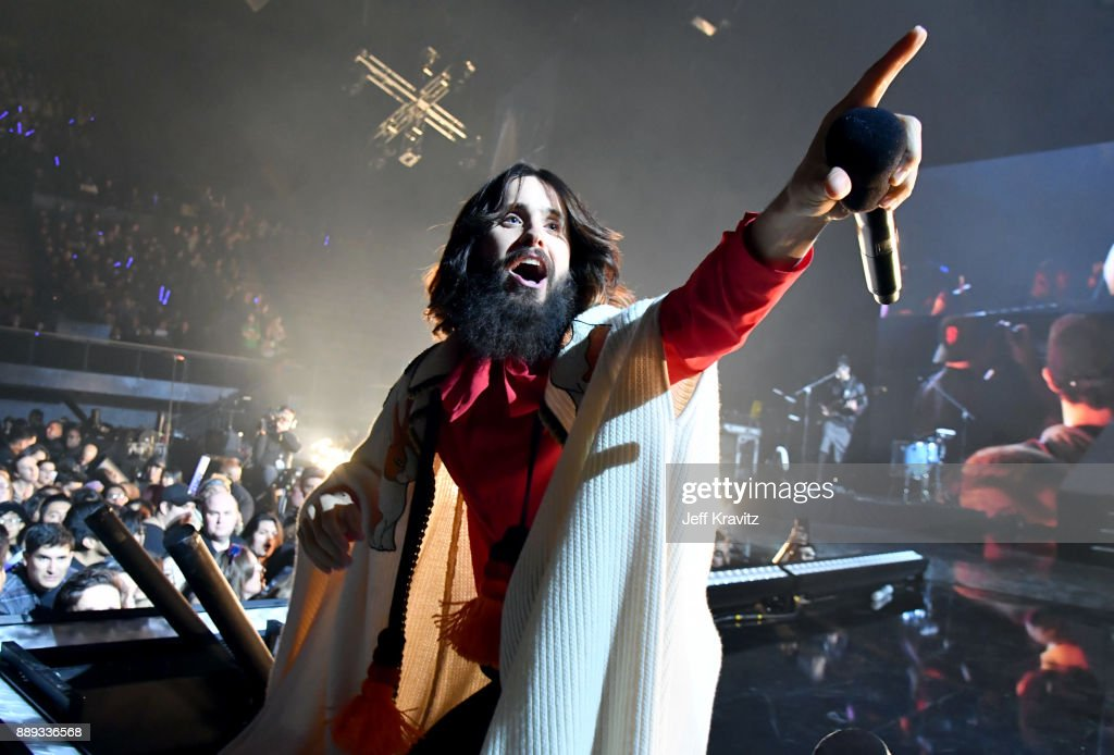 KROQ Almost Acoustic Christmas 2017 - Night 1 : News Photo