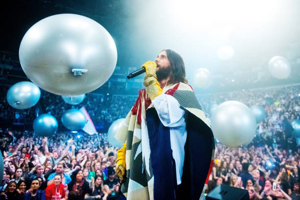 Thirty Seconds to Mars: Jared Leto's band comes to London