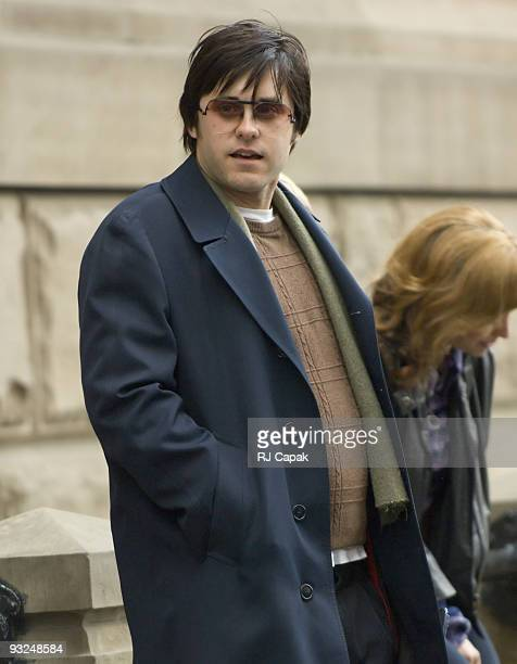 Jared Leto Mark David Chapman Stock Photos and Pictures ...