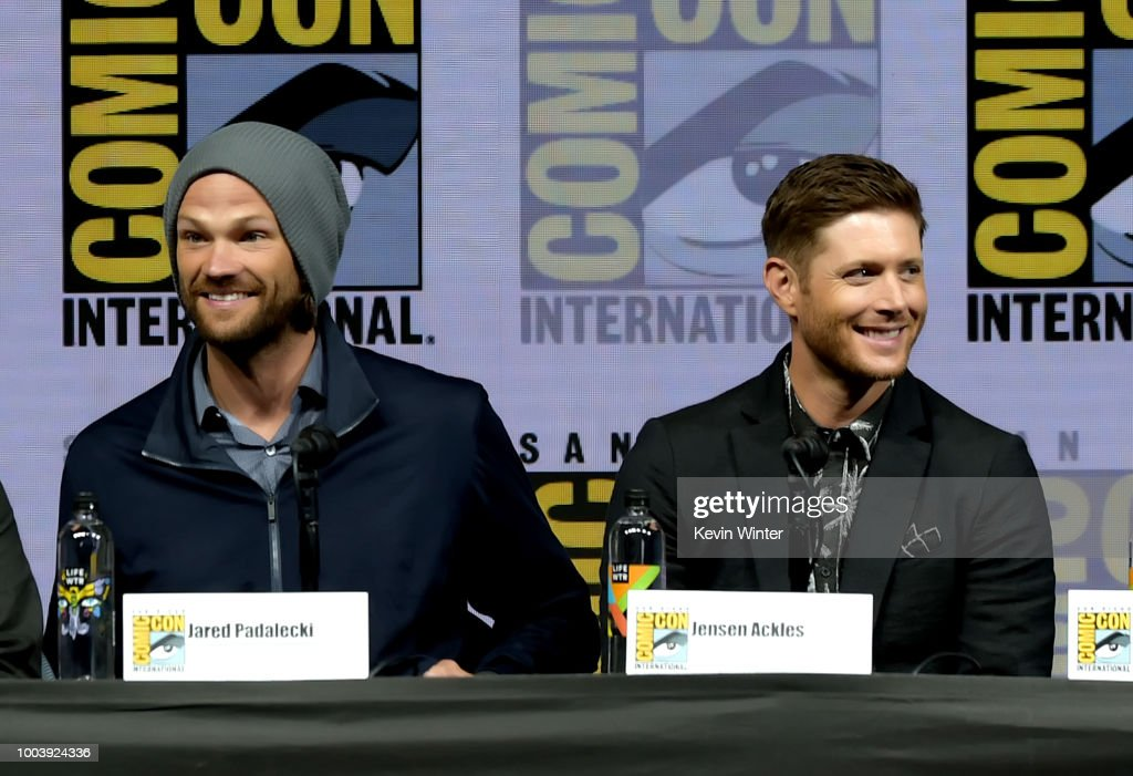 "Comic-Con International 2018 - ""Supernatural"" Special Video Presentation and Q&A"