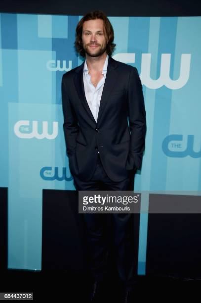 Jared Padalecki attends the 2017 CW Upfront on May 18 2017 in New York City