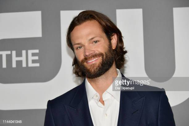 Jared Padalecki attends the 2019 CW Network Upfront at New York City Center on May 16 2019 in New York City