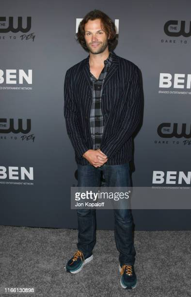 Jared Padalecki attends the The CW's Summer 2019 TCA Party sponsored by Branded Entertainment Network at The Beverly Hilton Hotel on August 04 2019...