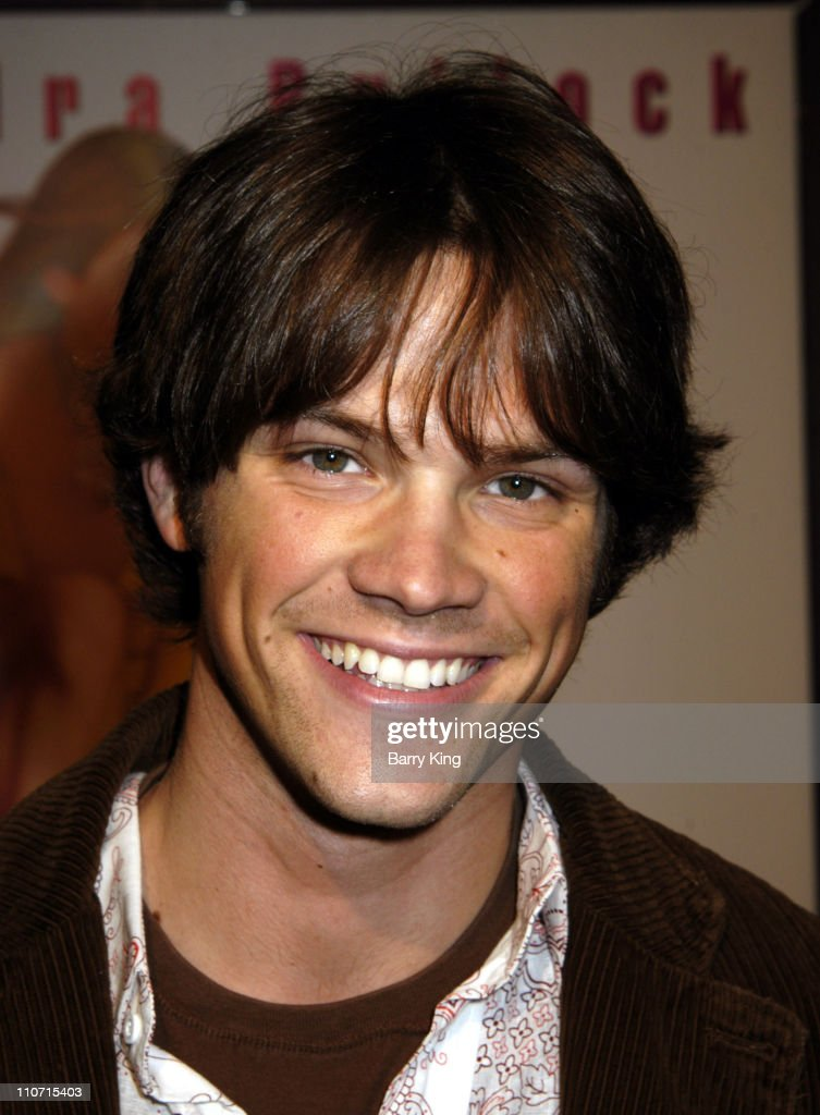 Jared Padalecki during 'Miss Congeniality 2: Armed and Fabulous' Los Angeles Premiere - Arrivals at Grauman's Chinese Theatre in Hollywood, California, United States.