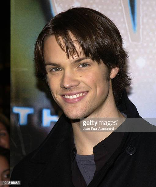 Jared Padalecki during The WB Network AllStar Celebration Arrivals at The Highlands in Hollywood California United States