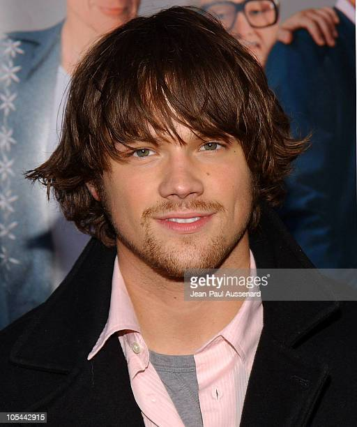 Jared Padalecki during 'The Whole Ten Yards' World Premiere Arrivals at Chinese Theatre in Hollywood California United States