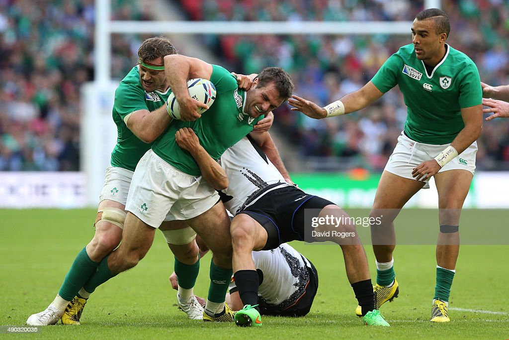 Ireland v Romania - Group D: Rugby World Cup 2015