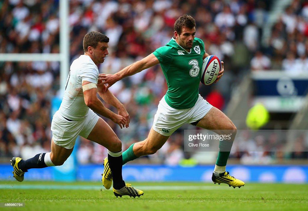 England v Ireland - International Match : Nachrichtenfoto