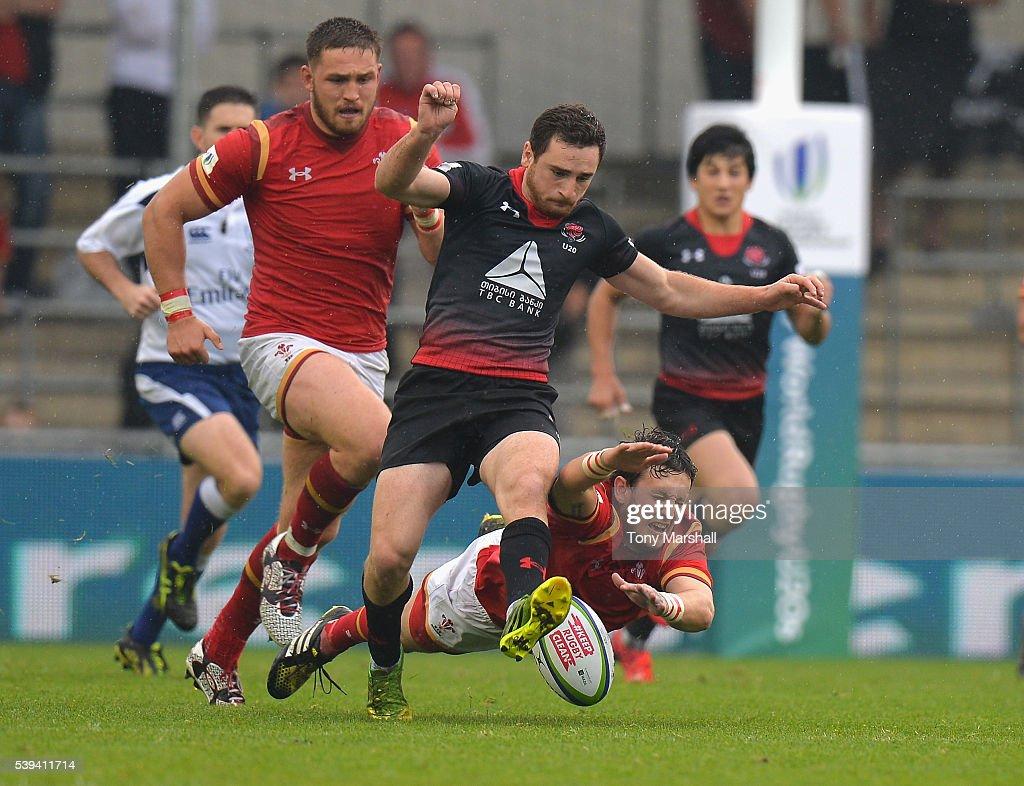 Wales v Georgia: World Rugby U20 Championship : News Photo