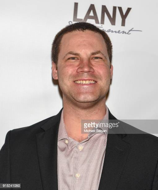 Jared Safier arrives at 7th Annual LANY Entertainment Mixer at 33 Taps Hollywood on February 6 2018 in Los Angeles California