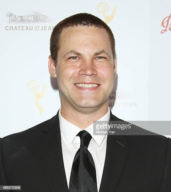 Jared Safier arrives at the Television Academy hosts cocktail reception to celebrate Daytime Programming Peer Group held at Montage Beverly Hills on...