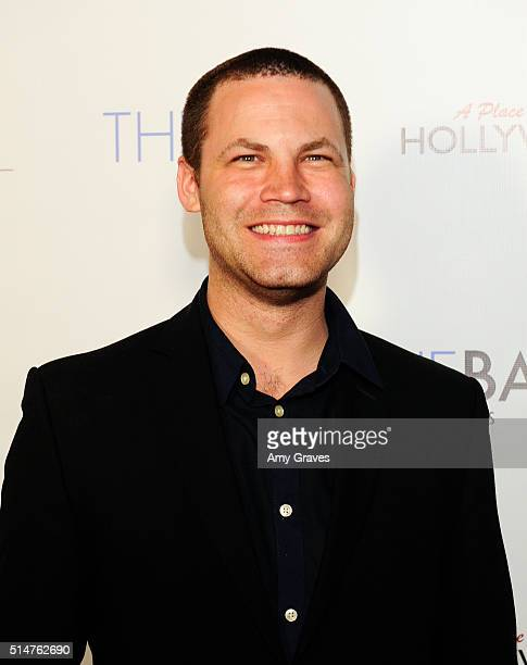 Jared Safier attends the 5th Annual LANY Entertainment Mixer at St Felix on March 10 2016 in Hollywood California