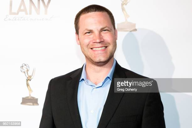 Jared Safier attends The Bay's PreEmmy Red Carpet Celebration at 33 Taps Hollywood on April 26 2018 in Los Angeles California