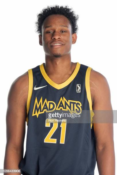 645771f1d Jared Sam of the Fort Wayne Mad Ants poses for a head shot during NBA...  News Photo - Getty Images