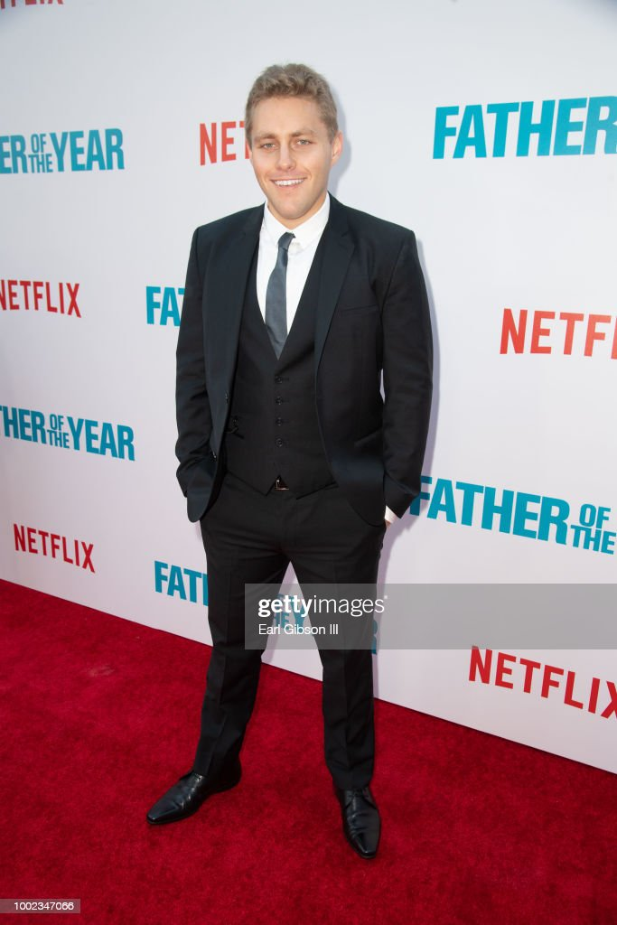 "Netflix's ""Father Of The Year""  Special Screening - Red Carpet"