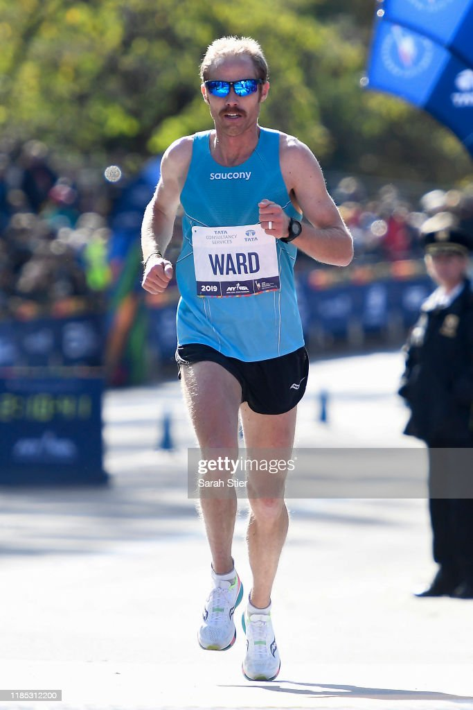 2019 TCS New York City Marathon : News Photo
