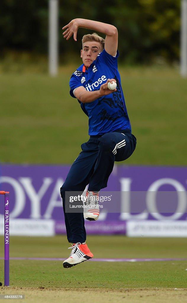 England U19 v Australia U19 - ODI : News Photo