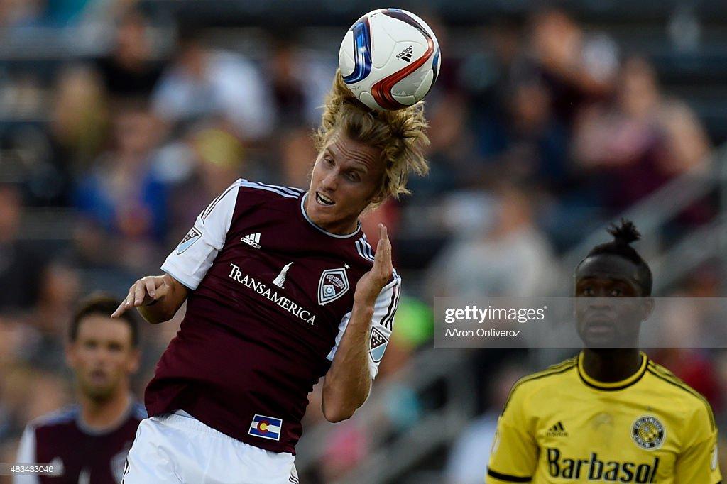 Colorado Rapids vs Columbus Crew, MLS : News Photo