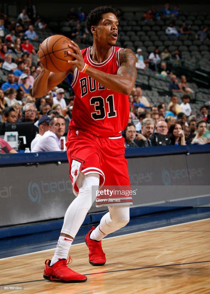 Chicago Bulls v Dallas Mavericks