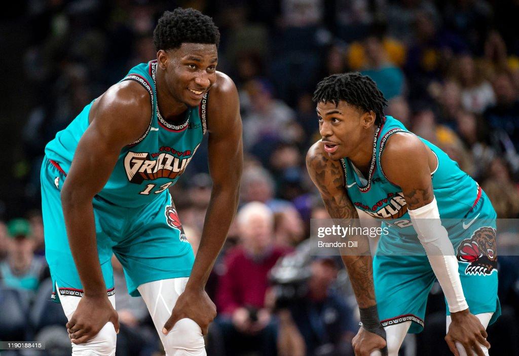 Los Angeles Lakers v Memphis Grizzlies : News Photo